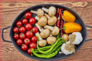 食べ合わせの良い食材と調理方法