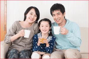 家族で食育するのが一番大切