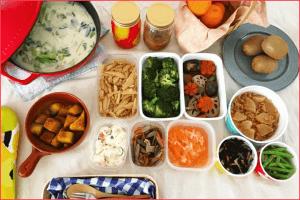 献立の作り方と日常の食生活での生かし方