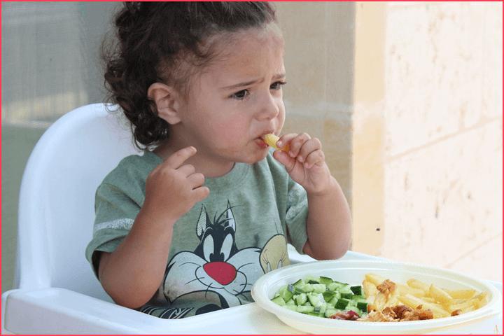 食べ物の好き嫌いを減らす方法